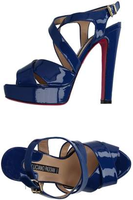 LUCIANO PADOVAN Sandals $363 thestylecure.com