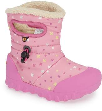 Bogs B-MOC Plus Waterproof Insulated Faux Fur Boot