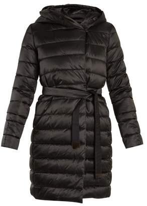 Max Mara S Novef Reversible Coat - Womens - Black