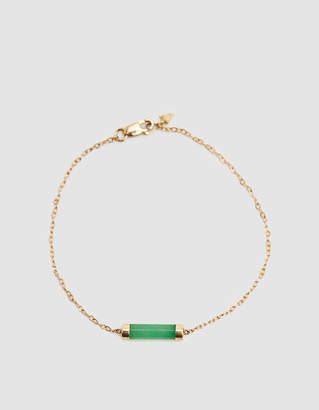 Loren Stewart Baril Bracelet in Jade