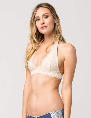 Full Tilt Haley Lace Ivory Bralette