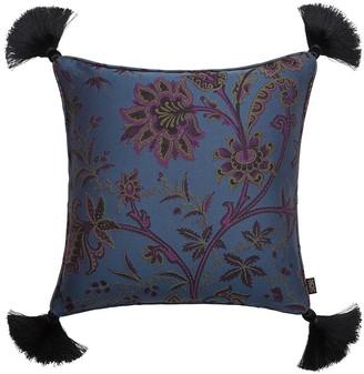 Medium Indienne Jacquard Pillow