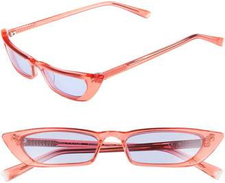 KENDALL + KYLIE Vivian 51mm Extreme Cat Eye Sunglasses