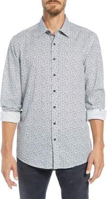 Rodd & Gunn Harewood Regular Fit Flannel Sport Shirt
