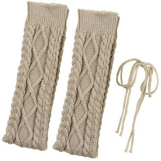 Susenstone 1 Pair Fashion Girls Ladies Women Thigh High Over the Knee Socks Long Cotton Stockings Warm