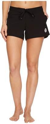 Body Glove Smoothies Blacks Beach Vapor Boardshorts Women's Swimwear