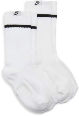 Nike 2-Pack Essential Crew Socks