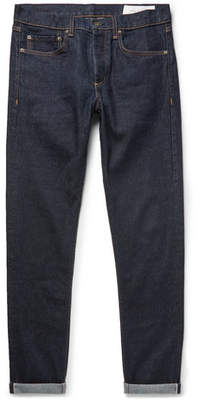 Rag & Bone Fit 1 Skinny-Fit Selvedge Stretch-Denim Jeans