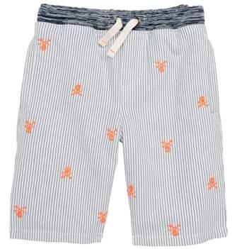 Boden Mini Rib Waist Shorts