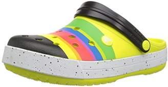 Crocs Crocband Color-Burst Clog