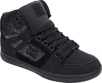 DC Women's Pure High-Top SE Skate Shoe