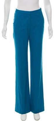 Rebecca Taylor Mid-Rise Flared Pants w/ Tags