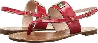 Anne Klein Women's Sunflower Platform Slide
