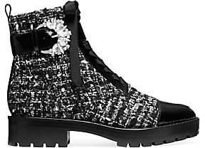 MICHAEL Michael Kors Women's Frieda Tweed Booties