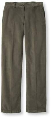 L.L. Bean L.L.Bean Stretch Bayside Corduroys, Favorite Fit Straight-Leg