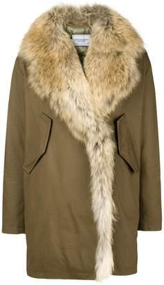 Couture Forte Dei Marmi fur collar parka jacket