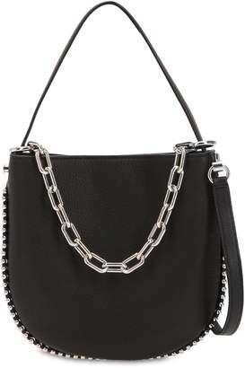 Alexander Wang Mini Roxy Leather Hobo Bag