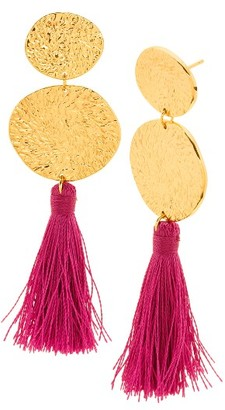 Women's Gorjana Phoenix Earrings $50 thestylecure.com