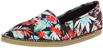 Rocket Dog Women's Henna Hawaii Dream Cotton Boat Shoe