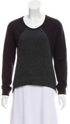 Rag & Bone Scoop Neck Knit Sweater