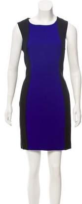 Trina Turk Sleeveless Colorblock Dress