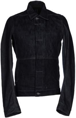 Rick Owens Denim outerwear - Item 42610983EU