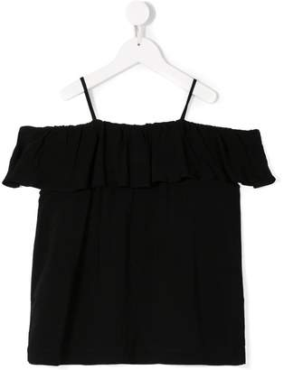Little Remix TEEN Rion ruffle top