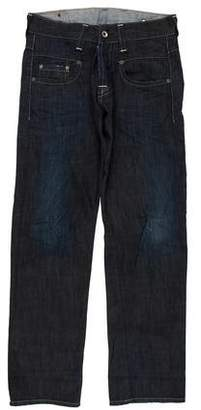 G Star Radar Narrow Straight-Leg Jeans
