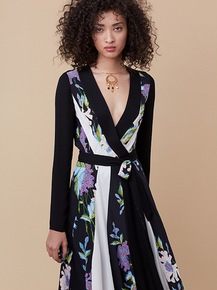 Penelope Wrap Dress $568 thestylecure.com