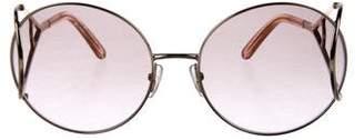 Chloé 2018 Jackson Round Sunglasses