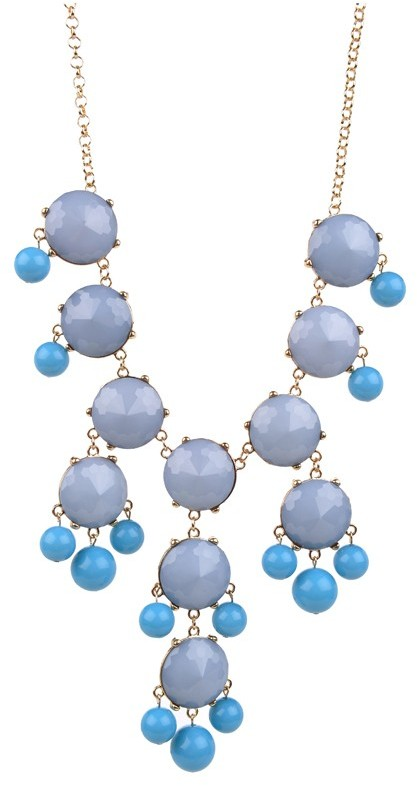Lori's Shoes Bead Statement Necklace