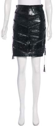 Magda Butrym Mini Skirt w/ Tags