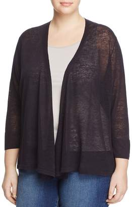 Nic+Zoe Plus Sheer Four-Way Cardigan