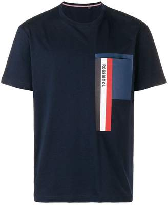 Rossignol chest pocket T-shirt