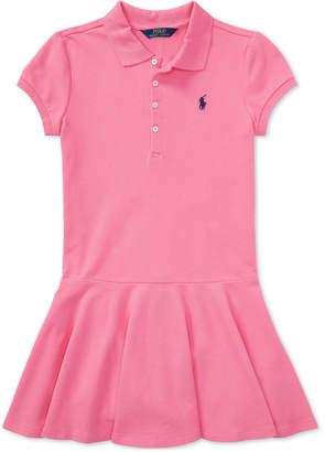 Polo Ralph Lauren Big Girls Dress