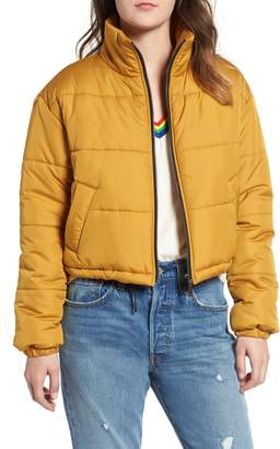 BP Crop Puffer Jacket