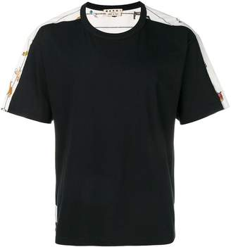 Marni illustrated T-shirt