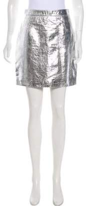 Proenza Schouler Leather Mini Skirt w/ Tags