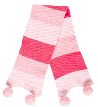 Burberry Burberry Merino Wool-Blend Striped Scarf