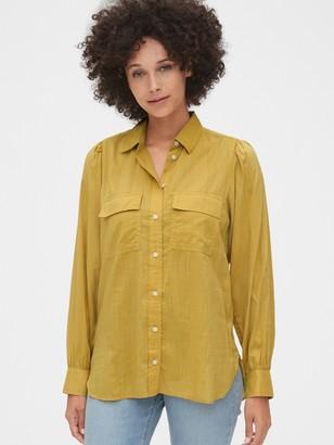 Gap Utility Pocket Shirt