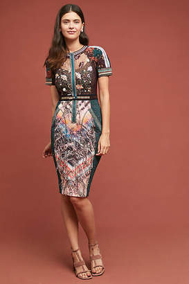 Byron Lars Acantha Column Dress