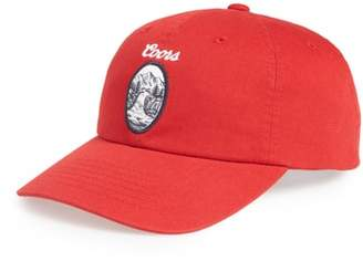 Brixton Coors Filtered Baseball Cap