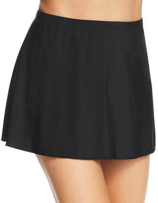 Miraclesuit Solid 18 Skirted Bottom