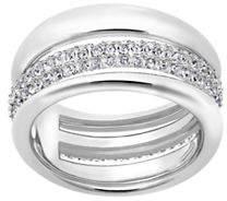 Swarovski Exact Crystal Pave Ring