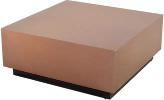 One Kings Lane Easton Coffee Table - Copper