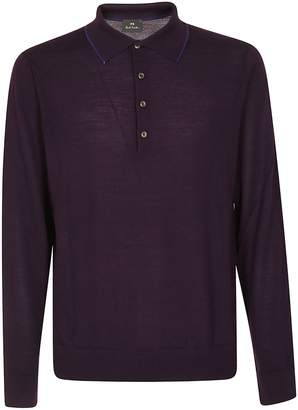 Paul Smith Contrast Polo Shirt