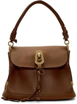 Chloé Brown Small Owen Bag