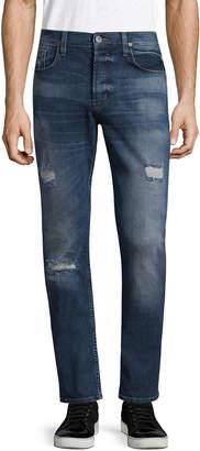 Hudson Jeans Pant Sartor Slouchy Skinny Pant