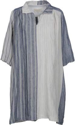 Vlas Blomme Short dresses