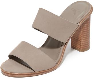 Joie Banner Sandals $298 thestylecure.com